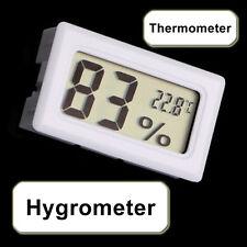 Digital-Hygrometer Thermometer Modul, weiß, eigene Stromversorgung