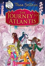 Thea Stilton Special Edition: The Journey to Atlantis: A Geronimo Stilton Advent