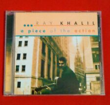 A Piece of the Action by Ray Khalil (CD, Sep-2002, String Jazz)*Free Shipping*