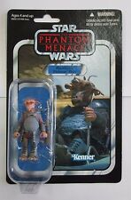 2012 Star Wars Mawhonic Vintage Collection VC #71 Phantom Menace Action Figure