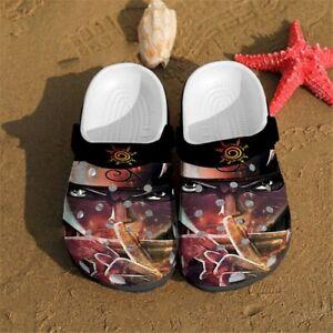 Naruto Anime Crocs Clog Shoes