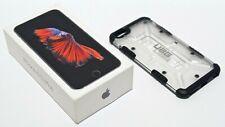 Apple iPhone 6s Plus (A1687, Space Gray, 128GB, Unlocked) Original Box, UAG Case