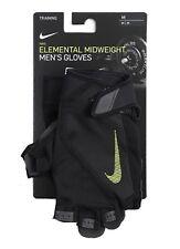 Nike Men Elemental Mid-weight Sports Knit Gloves Running GYM Glove AC4367-055