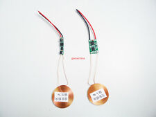 New 12V wireless charging module/wireless power module out  5V for mobile phones