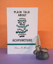 ER Mitchell: Plain Talk About Acupuncture/Chinese medicine/acupuncture/reference