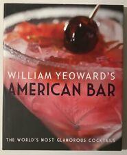 Cookbook 1835, American Bar by William Yeoward