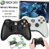 Wired / Wireless Game Controller Gamepad For Microsoft Xbox 360 Windows XP 7 8