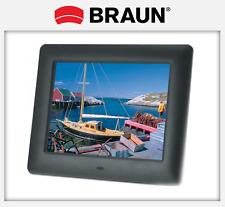 """7"""" Digitaler Bilderrahmen Fotorahmen BRAUN DigiFrame 7060 21199 (B-Ware) in OVP"""