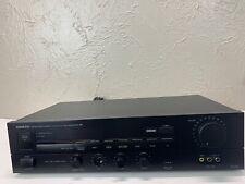 Onkyo P-3160 2 Channel Stereo Preamp Processor Receiver **No Remote**