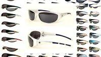 NFL Team Sunglasses 3 Dot Wrap Sunglasses UV 400 Choose Your Team