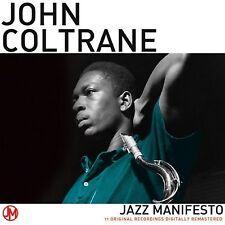 John Coltrane - Jazz Manifesto - CD - BRAND NEW SEALED BEST OF GREATEST HITS
