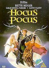 Hocus Pocus - English (DVD, 2001, 1-Disc Set)