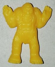 Monster In My Pocket Bigfoot Peru Halloween 2017 Yellow Mimp Mythological Beings
