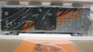 MTH 20-2775A Western Pacific Heritage 50' High Cube Box Car 301983 O-Scale MIB