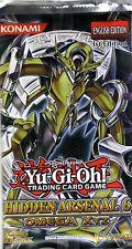 YU-GI-OH TCG Hidden Arsenal 6 ENG ENGLISH FIRST EDITION NEW SEALED RARE