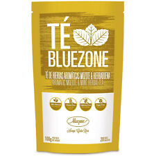 MINT & MOJOTE HERBAL TEA by Blue Zone Natural, Costa Rican, for Longevity