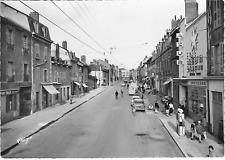 CPA LIMOGES: Avenue du Maréchal de Lattre de Tassigny, vue animée