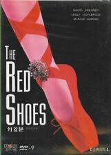 The Red Shoes DVD Anton Walbrook Moira Shearer Matius Goring NEW R0