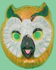 Plástico Búho Granja Fauna Aves Animal Máscara Facial