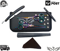 """Professional Hair Cutting/ Thinning Scissors Barber Shears Hairdressing Set 5.5"""""""