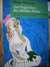 Das Feigenblatt der schönen Denise Hartung