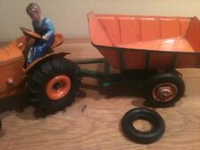 1 Grand pneu pour jouets Renault CIJ Remorque Tracteur & 4CV & Viva grand sport
