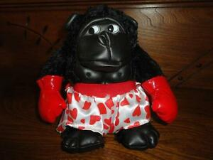 MTY Intl Boxing Gorilla Plush Toy