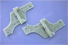 2x clip elevalunas reparac. peugeot 508 SW la parte delantera izquierda derecha nuevo