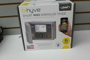 Orbit B-hyve Smart WiFi Sprinkler Timer 6 Station 57946