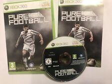 PLAYSTATION 3 PS3 SOCCER GAME PURE FOOTBALL +BOX & INSTRUCTIONS / COMPLETE PAL