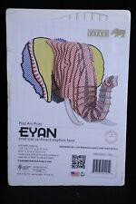Cardboard Safari Cardboard Animal Taxidermy Elephant Trophy Head EYAN Pop! Art