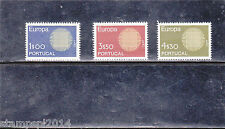 PORTUGAL EUROPA CEPT (1970)   MINT  MH