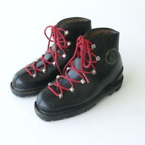 Chaussures de ski  ancienne a lacets - Enfant T31 - marque AU CEDRE - JO 68