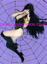 "Cassandra Peterson ""Elvira"" ""Mistress of the Dark"" HOT ""Pin-Up"" PHOTO! #(56)"