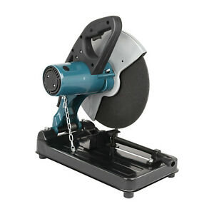 Portable Cut Off Chop Saw 355mm 14 Inch Blade for Abrasives & Metal 0-45 Degrees