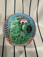 Unforgetaball 1997 Phillies Phanatic mascot Phillies souvenir baseball ball