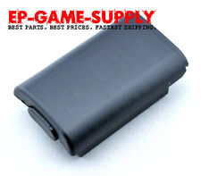 Black Battery Pack Holder Cover Shell for XBOX 360 Wireless Controller