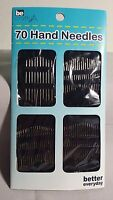 70 Hand Needles Mending Sewing Crafts Embroidery by Be Crafty