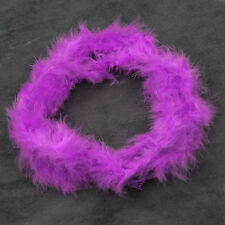 2M Thick Various Colors Marabou Feather Boa For Fancy Dress Party Burlesque Boas