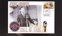 GENE PITNEY ROCK n ROLL HALL OF FAME INDUCTEE COVER
