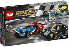 LEGO Speed Champions 75881 2016 Ford GT & 1966 Ford GT40 NEU OVP NEW SEALED