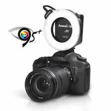 Aputure Amaran Halo AHL-HC100 LED Macro Ring Flash Light 95 CRI for Canon