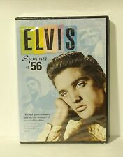 Elvis: Summer of '56 (DVD, 2015) Elvis Presley NEW AUTHENTIC