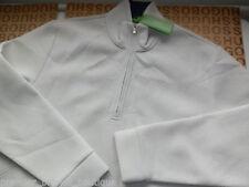 HUGO BOSS Patternless Zip Neck Jumpers & Cardigans for Men