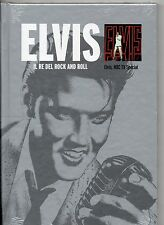 ELVIS PRESLEY BOOK + CD NBC TV Special ABBIN Sorrisi MADE in ITALY 2010 sealed