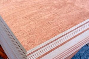 Hardwood Plywood BB/FSC Ply WBP 9mm 12mm 18mm Cut Size Sheets 1x1,2x2,3x2