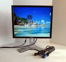 "DELL 1907FP 19"" 1280 x 1024 Flat Pannel LCD Monitor (B)"