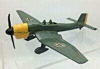 Vintage Dinky 721 Junkers JU87B Stuka Diecast Model Aircraft
