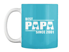 Best Papa Since 2001 Gifts For Him Gift Coffee Mug