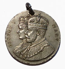 1935 King George V silver Jubilee HWM Miller 25mm